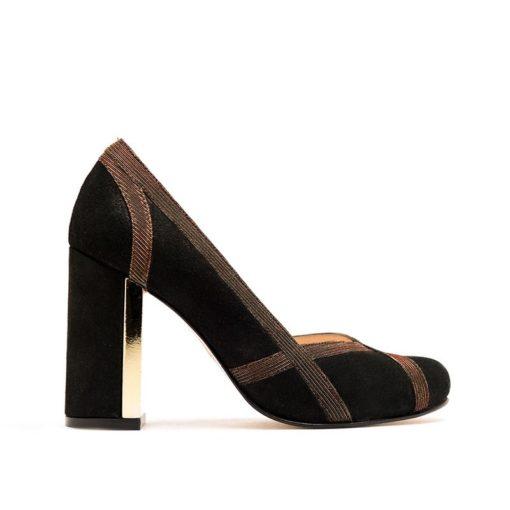 Zapatos fiesta punta redonda RALLYS