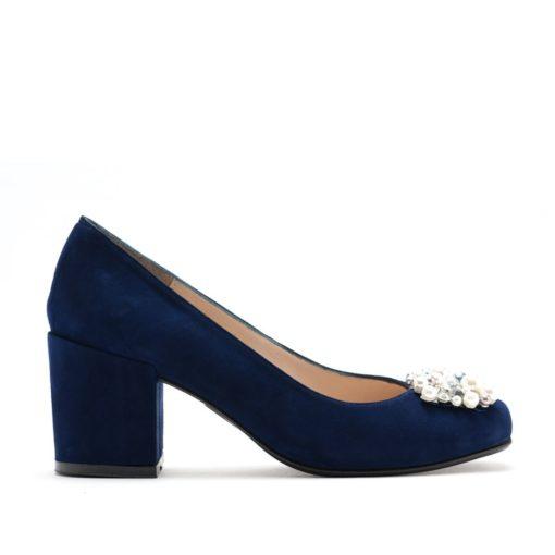 Zapatos azules mujer fiesta RALLYS
