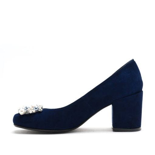 Zapatos azules fiesta RALLYS