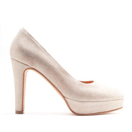 Zapatos de fiesta con plataforma RALLYS