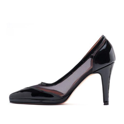 Zapatos billone negros RALLYS