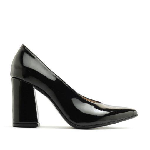 Zapatos altos cerrados de cuero RALLYS