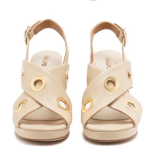 Sandalias cruzadas RALLYS