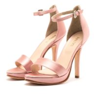 Sandalias rosas mujer RALLYS