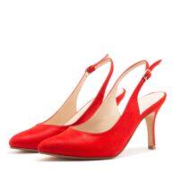 Zapatos rojos fiesta RALLYS