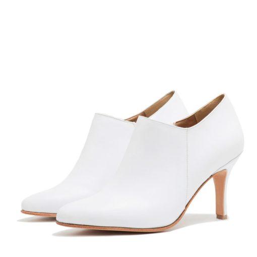 Botas mujer color blanco RALLYS