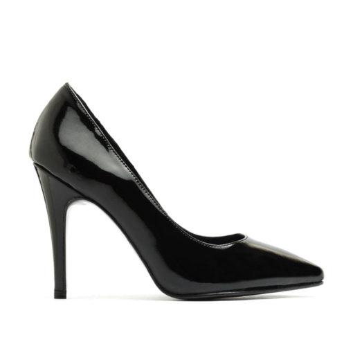 Stilettos altos negros RALLYS
