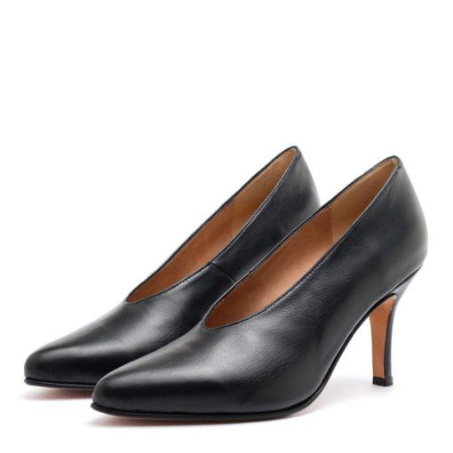 Zapatos Stilettos negros RALLYS
