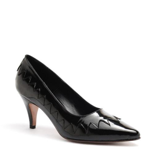 Stilettos negros mujer RALLYS