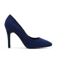 Stilettos taco alto azul RALLYS