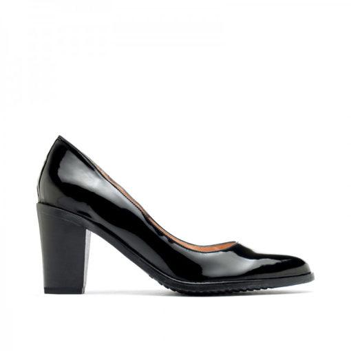 Zapatos en charol color negro mujer RALLYS