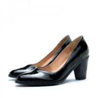 Zapatos escotados negros RALLYS