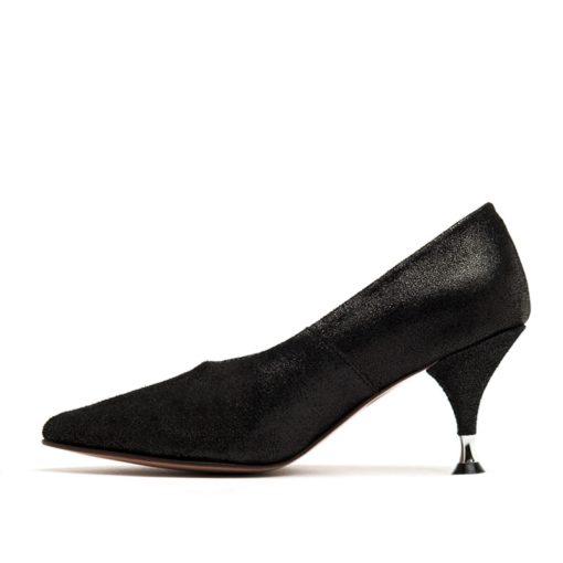 Zapatos clásicos negros RALLYS