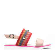 Sandalia baja multicolor RALLYS