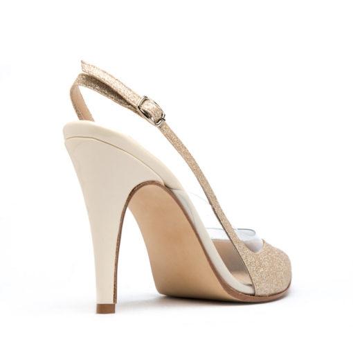 Zapatos sin talón glitter RALLYS