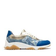Zapatillas de Mujer en azul RALLYS