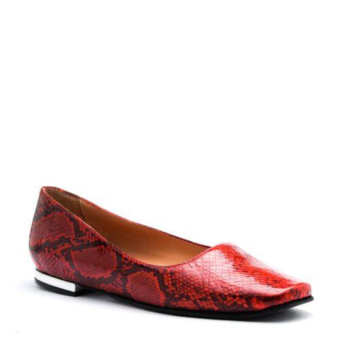 Chatitas color rojo RALLYS