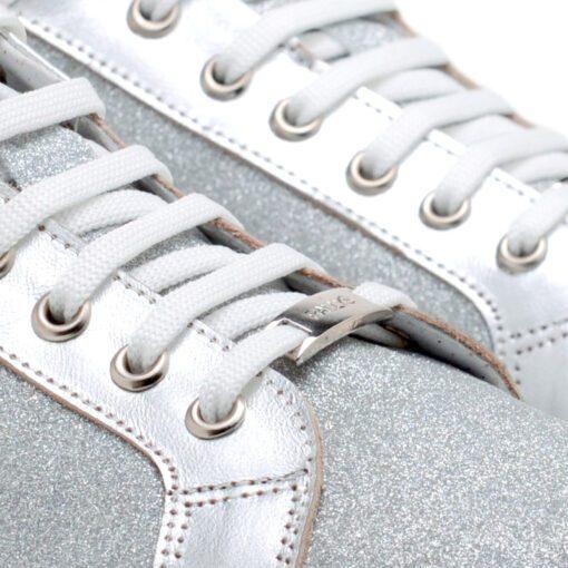 Zapatillas Mujer plata