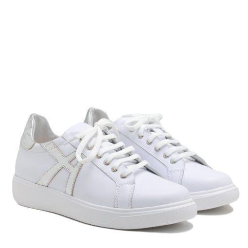 Zapatillas clásicas blancas para Mujer