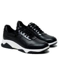 Zapatillas negras mujer RALLYS