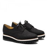 Zapatos cerrados con plataforma RALLYS