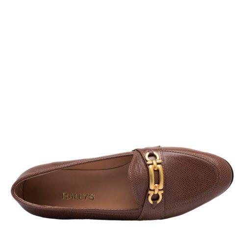 Zapatos bajos marrones RALLYS