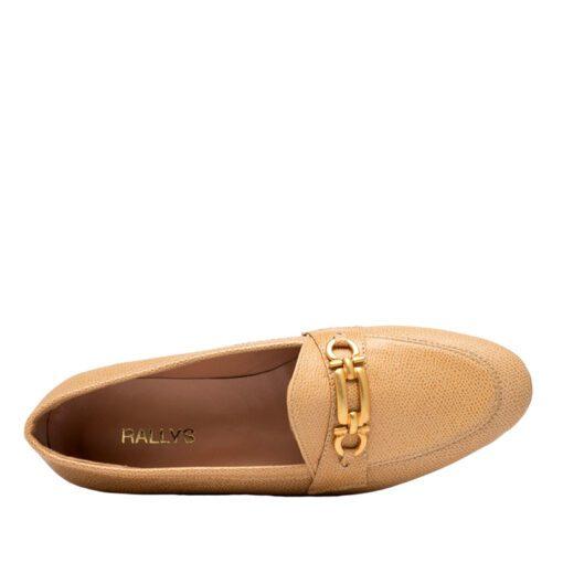 Zapatos bajos mujer camel RALLYS