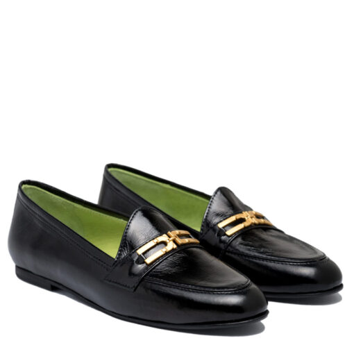 Zapatos bajos negros RALLYS