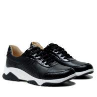 Zapatillas de mujer color negro RALLYS