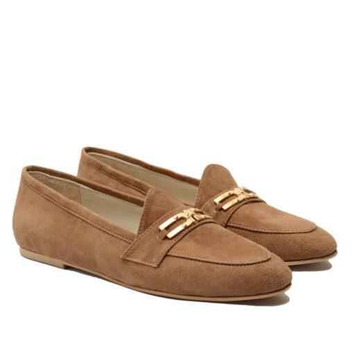 Zapato suela con herraje RALLYS