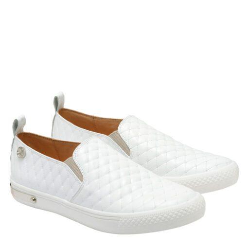 Zapatos matelasse RALLYS