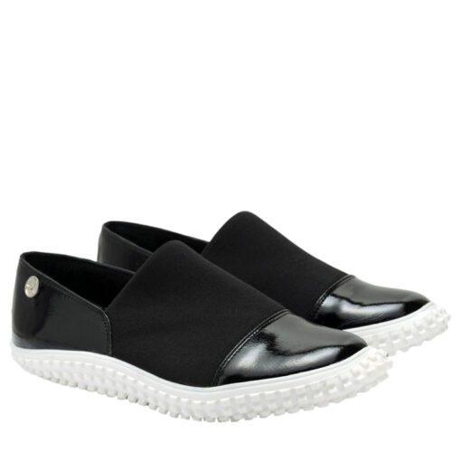 Zapatos charol con elastico RALLYS