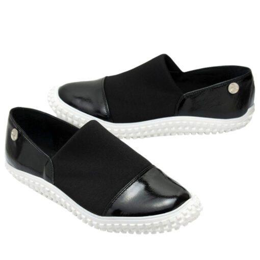 Zapatos sport negros RALLYS