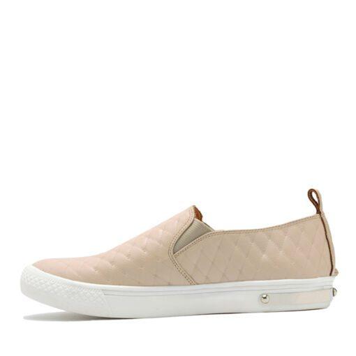 Zapatos matelasse rosa RALLYS